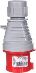 TAREL Wtyczka izolacyjna przenośna 32A 400V 4P IP44 szybkozłączne (3647-326)