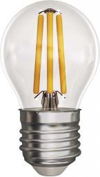 Emos Żarówka LED FILAMENT 4W 230V E27 420lm 2700K (Z74240)
