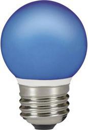 Sylvania Żarówka LED ToLEDo Ball E27 0,5W niebieski (0026885)