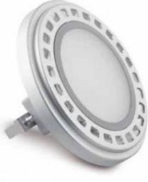 GTV Źródło światła LED G53 AR111 12W 850lm 3000K 12V DC (LD-AR11120-30)