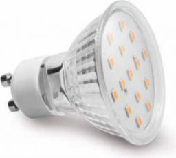 GTV Żarówka LED GU10 6400K 4W 340lm 230V (LD-SZ1510-64)