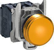 Schneider Electric Lampka sygnalizacyjna 22mm żółta 24V AC/DC LED (XB4BVB5)