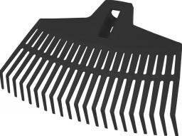 FLO Grabie wachlarzowe 390mm bez trzonka (35798)