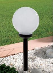 Volteno Lampka solarna Volteno plastikowa kula 36/15cm (VO0653)