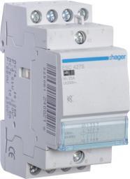 Hager Polo Stycznik modułowy cichy 25A 2Z 2R 230V AC (ESC427S)