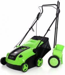 BEST-Garden Wertykulator / areator z siewnikiem 2W1 230V 1600W 32cm (BEST-WA1638S)