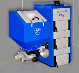 Ogniwo Kocioł z podajnikiem Eko Plus 16kW lewy