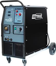 AWTools Półautomat spawalniczy SolidLine MIG MAG 4-rolkowy (AW50026)