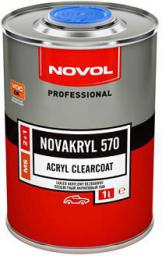 Novol Lakier akrylowy bezbarwny 0,5L (38071)