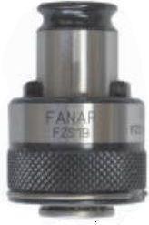 FANAR Zabierak M4 ze sprzęgłem FZS19 (R-FZS19/M4D4,5DIN)