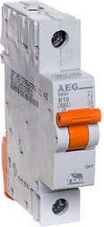 AEG Wyłącznik nadprądowy 1P B 6A 6kA AC DE91B06 (690803)