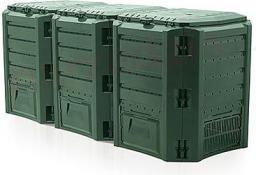 Prosperplast Kompostownik Module Compogreen 1200L 198 x 71,9 x 82,6cm zielony (IKSM1200Z-G851)