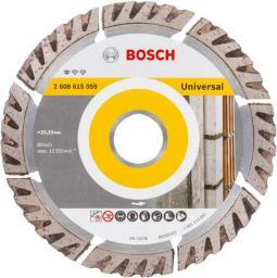 Bosch Tarcza diamentowa Standard for Universal 230x22,23x2,6mm (2.608.615.065)
