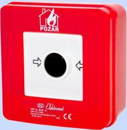 Elektromet Ręczny ostrzegacz pożarowy 4Z 12A IP65 WP-5 ROP B (921432)