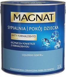 Magnat Farba ceramiczna do wnętrz Sypialnia / Pokój Dziecka odważny onyx 2,5L