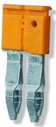 Simet Zwieracz wtykowy 2-torowy pomarańczowy ZW 2-4.0 (18321328)