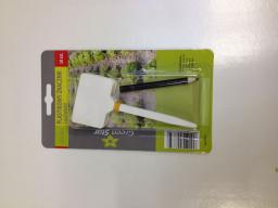 GREEN STAR Etykietki 13cm 10zt. + ołówek (GSA-ZN10)