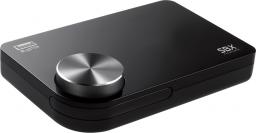 Karta dźwiękowa Creative Sound Blaster X-Fi Surround 5.1 Pro USB Zewnętrzna (70SB109500007)