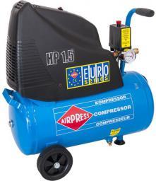 Sprężarka tłokowa AIRPRESS HLO 215-25 8bar 24L (36741-K1)