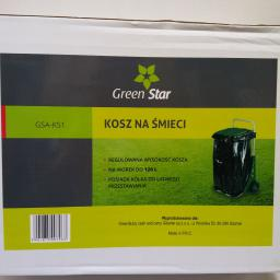 GREEN STAR Kosz na śmieci (GSA-KS1)