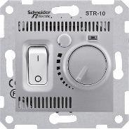 Schneider Regulator temperatury Sedna 5-30 °C aluminium (SDN6000160)