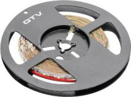 Taśma LED GTV SMD5050 5m 60szt./m 15W/m 12V 3200 (LD-5050-300-65-CB)
