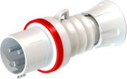 Gewiss Wtyczka przenośna czerwona 32A 400V IP44 (GW60019H)