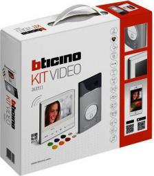 Legrand Zestaw videodomofonowy jednorodzinny Bticino WI-FI (363911)