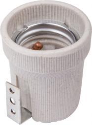 Kanlux Oprawka E27 ceramiczna HLDR-E27-F  (02161)