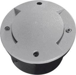Kanlux Oprawa gruntowa LED Roger DL-2LED6 1W IP66 szary (07281)