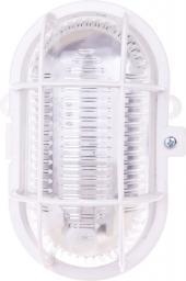 Orno Oprawa kanałowa AUSTRUL 60W E27 IP54 klosz szklany/ osłona plastikowa (OR-OP-308WE27SPP)