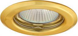 GREENLUX Oczko halogenowe AXL 12V MR16 GU5,3 50W złota (GXPP004)