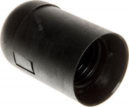 Kontakt-Simon Oprawka izolacyjna FOBOS E27 z płaszczem gładkim czarna OTE27-03T  (tof-27032txx-010)