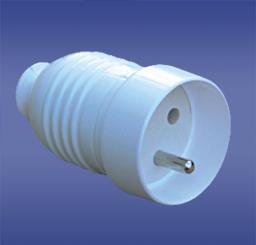 Elektro-Plast Gniazdo przenośne białe 16A 2P+Z 230V IP44 (51.65)