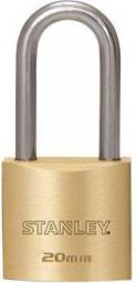 Stanley Kłódka mosiężna 20mm wydłużona (S742-040)