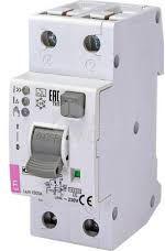 VIKO Wyłącznik różnicowo-nadprądowy 2P 16A B 0,03mA typ AC 6kA (6VRBM-2B1630/AC)