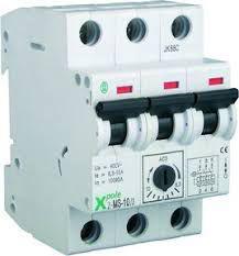 Eaton Wyłącznik silnikowy 3P 0,06kW 0,1-0,16A Z-MS-0,16/3 (248402)