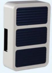 Bottorf Dzwonek elektromechaniczny dwutonowy 85dB 230V biało/niebieski (SUB10000333)