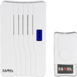 Zamel Dzwonek bezprzewodowy DANCE ST-905  90dB 10 dźwięków 150m (SUN10000425)