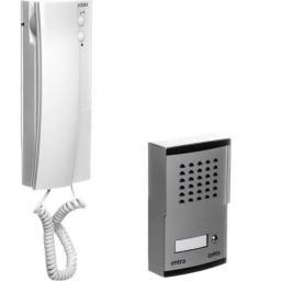 Zamel Zestaw domofonowy jednorodzinny n/t dwużyłowy ESK-1S/A (ENT10000078)