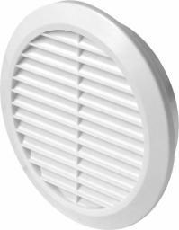 AWENTA Kratka wentylacyjna biała z siatką 100 - 150mm (T36)