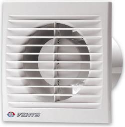 Vents Wentylator łazienkowy fi 100 14W wyłącznik sznurkowy biały (100SV)