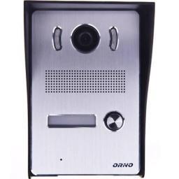 Orno Zestaw wideodomofonowy jednorodzinny z ekranem TFT-LCD 7 cala i czytnikiem zbliżeniowym ARX N czarny (OR-VID-VP-1028)