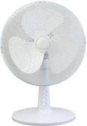 """Descon Wentylator biurkowy biały 12"""" 35W (DA-1203)"""