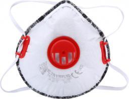 Lahti Pro Maska przeciwpyłowa z węglem aktywnym i zaworkiem FFP2 (L120100S)