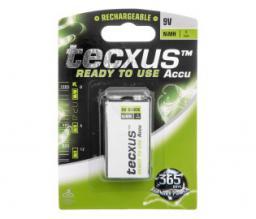 Tecxus Akumulator 9V Block 200mAh 1szt.