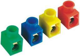 Elektro-Plast Złączka rozgałęźna 1 x 2,5mm2 czerwona (0940-01)