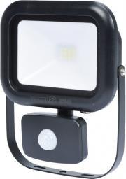 Naświetlacz Vorel Reflektor diodowy  10W SMD LED z czujnikiem ruchu (82845)