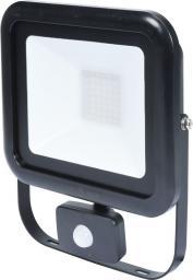 Naświetlacz Vorel Reflektor SMD LED 50W z czujnikiem ruchu (82848)