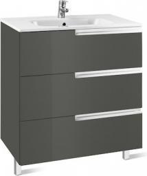 Zestaw szafka z umywalką ROCA Victoria-N 60cm antracyt (A855839153)